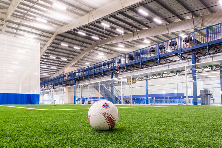 Wide World of Indoor Sports Montville Soccer League