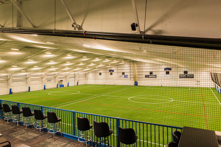 Wide World of Indoor Sports North Kingstown