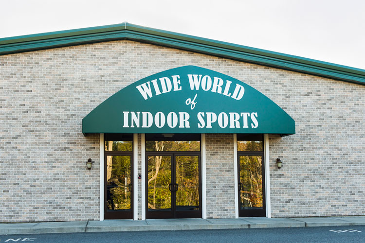 Wide World of Indoor Sports Montville Connecticut